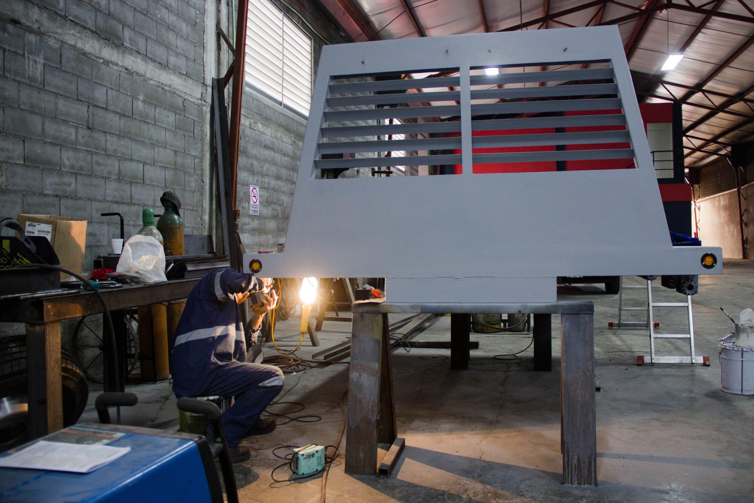 Fabricación de Plataformas